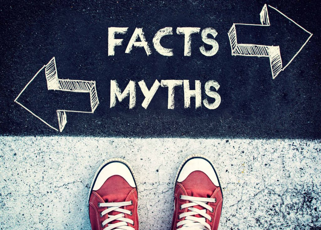 Here Are 9 Myths About Drugs and Alcohol - UTMC
