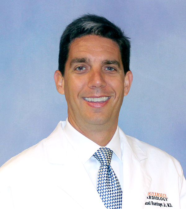 Russell Huntsinger, Jr., MD, FACC