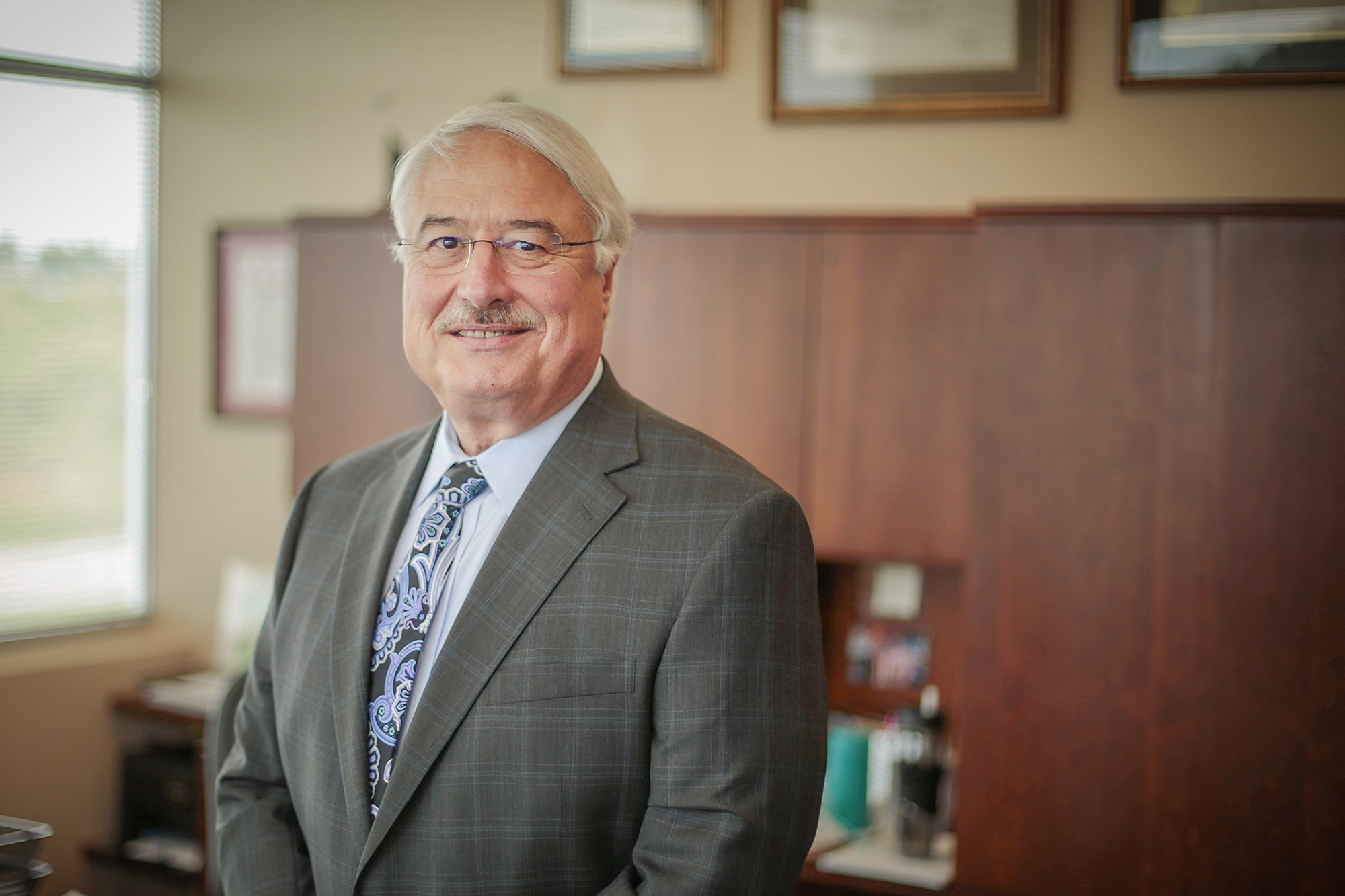 John Bell, Director of the Cancer Institute at The University of Tennessee Medical Center