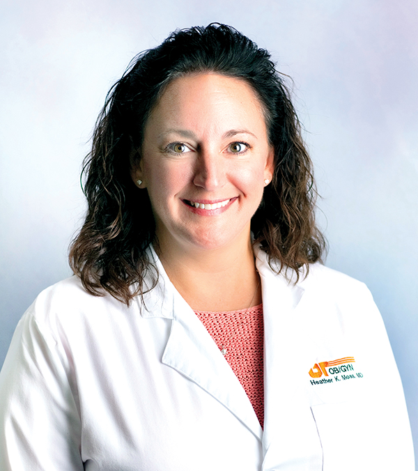 Heather K. Moss MD FACOG