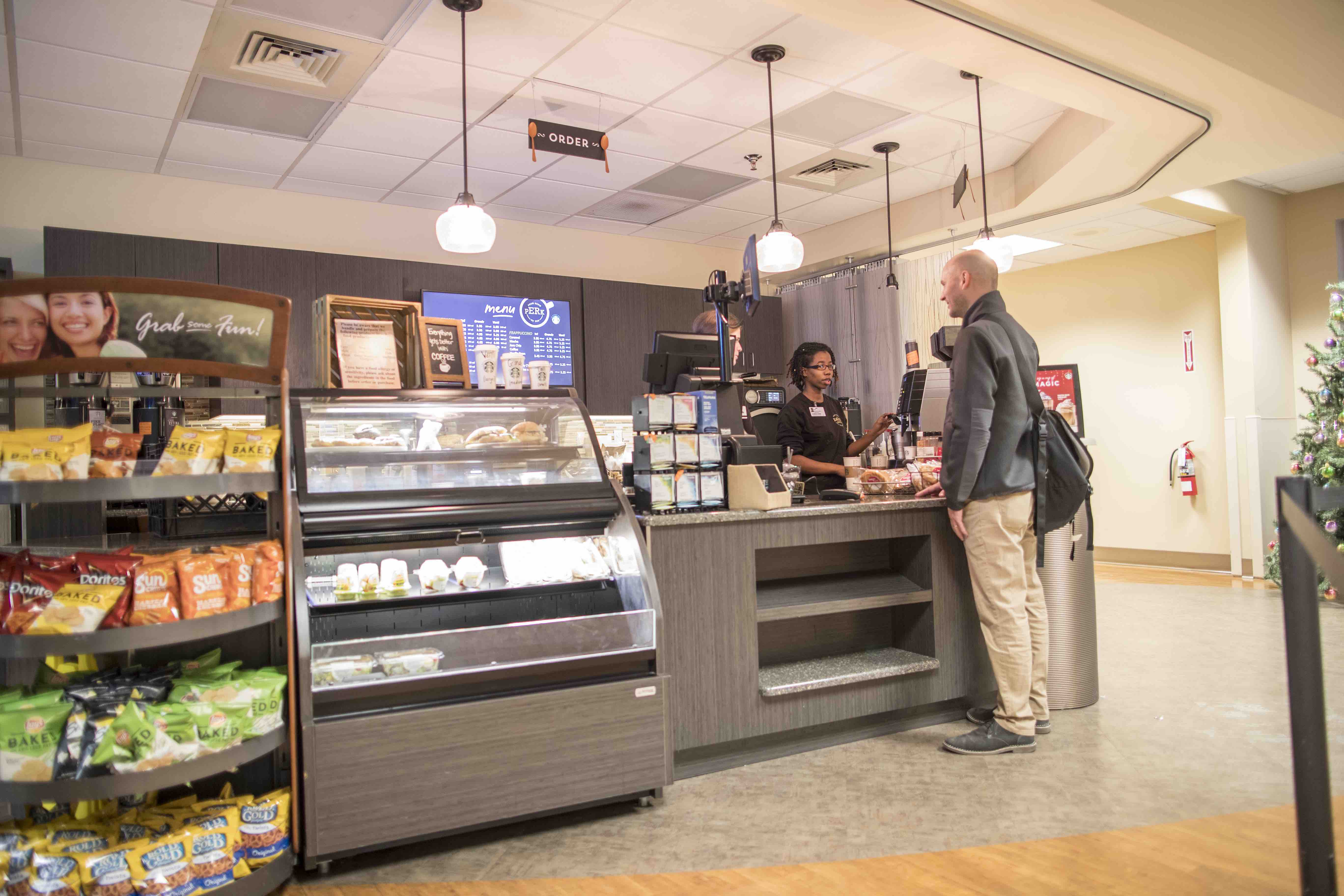 On-Site Amenities & Dining Options | UT Medical Center