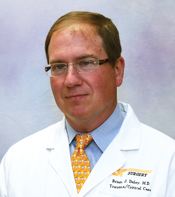 Brian J Daley MD