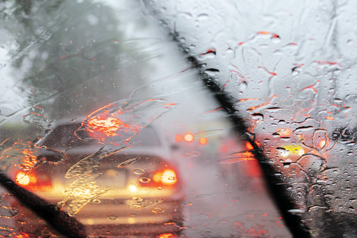 How to Drive Safely in Wet Weather
