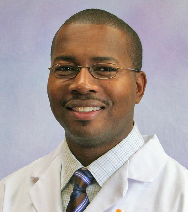 Keith Gray MD, Chief Medical Officer of The University of Tennessee Medical Center