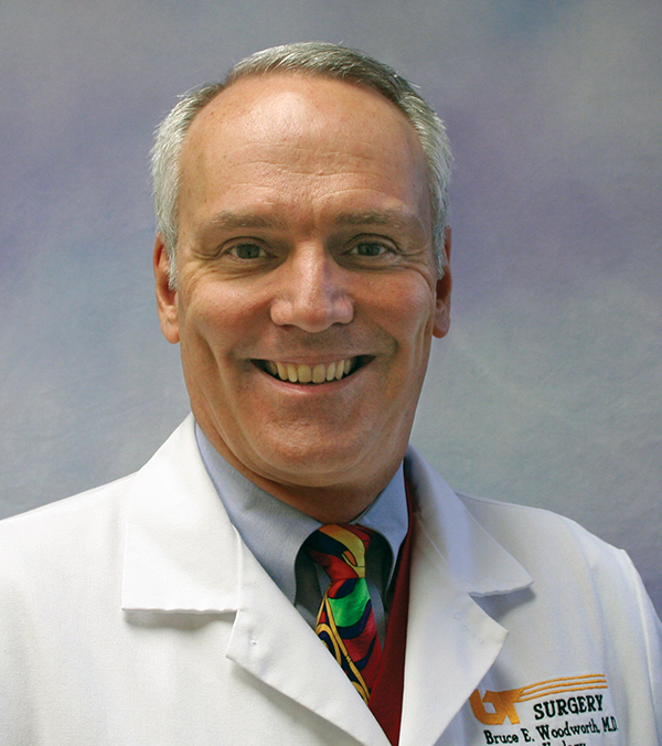 Bruce Woodworth, MD