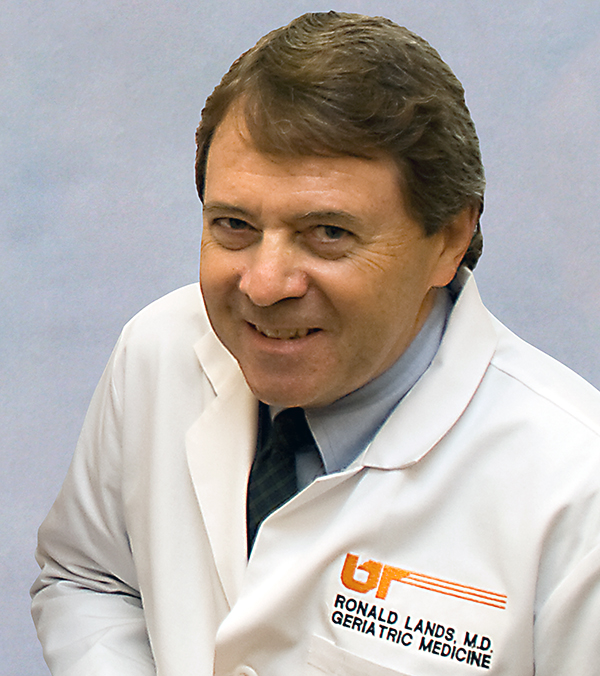 Ronald H. Lands MD