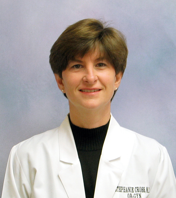 Stephanie B. Cross MD FACOG