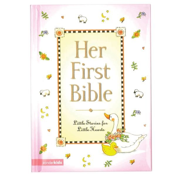 Her First Bible book cover