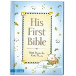 His First Bible book cover